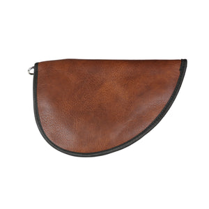 Pistol Case by High Caliber Handbag Faux leather in Gingerbread