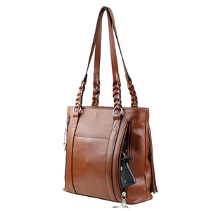 High Caliber Handbag Concealed Carry Bella Tote with gun