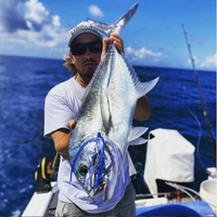 King killer lure catches giant trevally