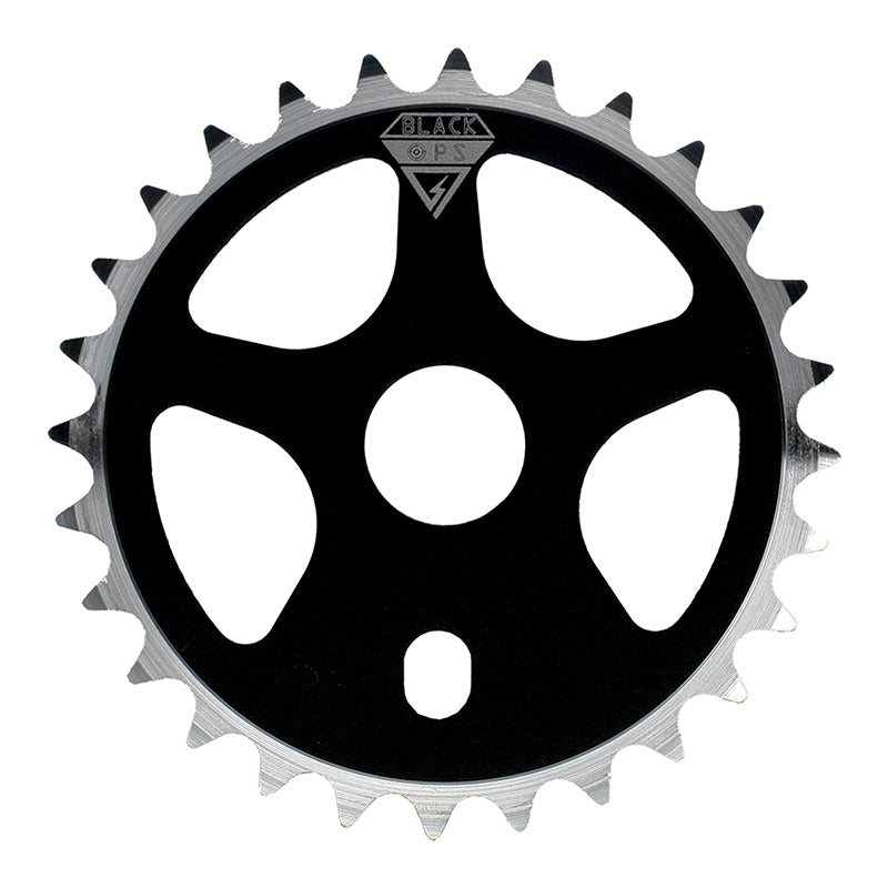 CHAINRING BK-OPS 28T MICRO DRIVE ALY BLK