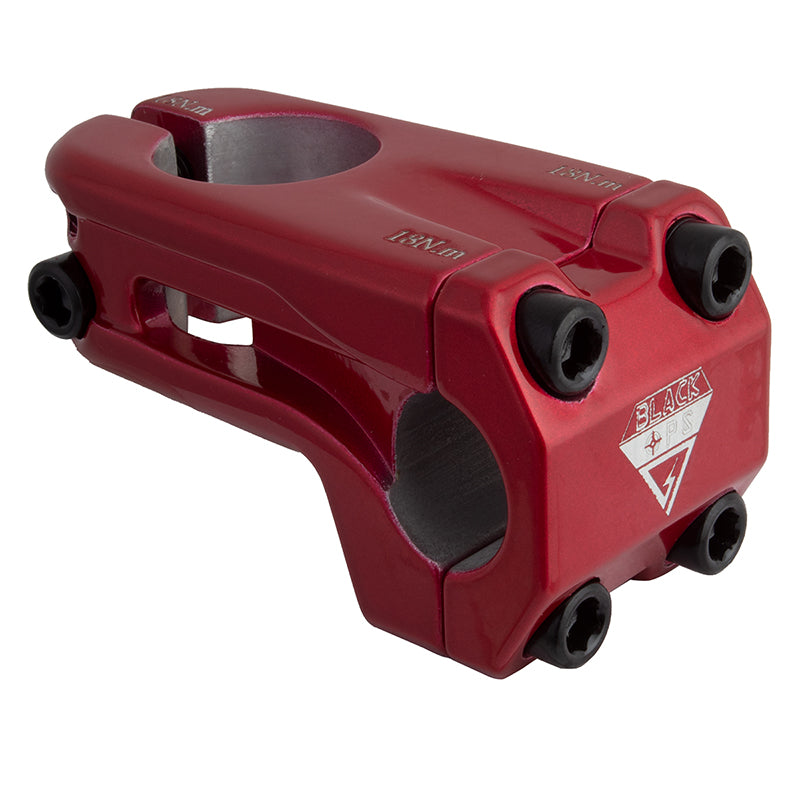 STEM MX BK-OPS AHEAD 1-1/8 DEFEND-R RED