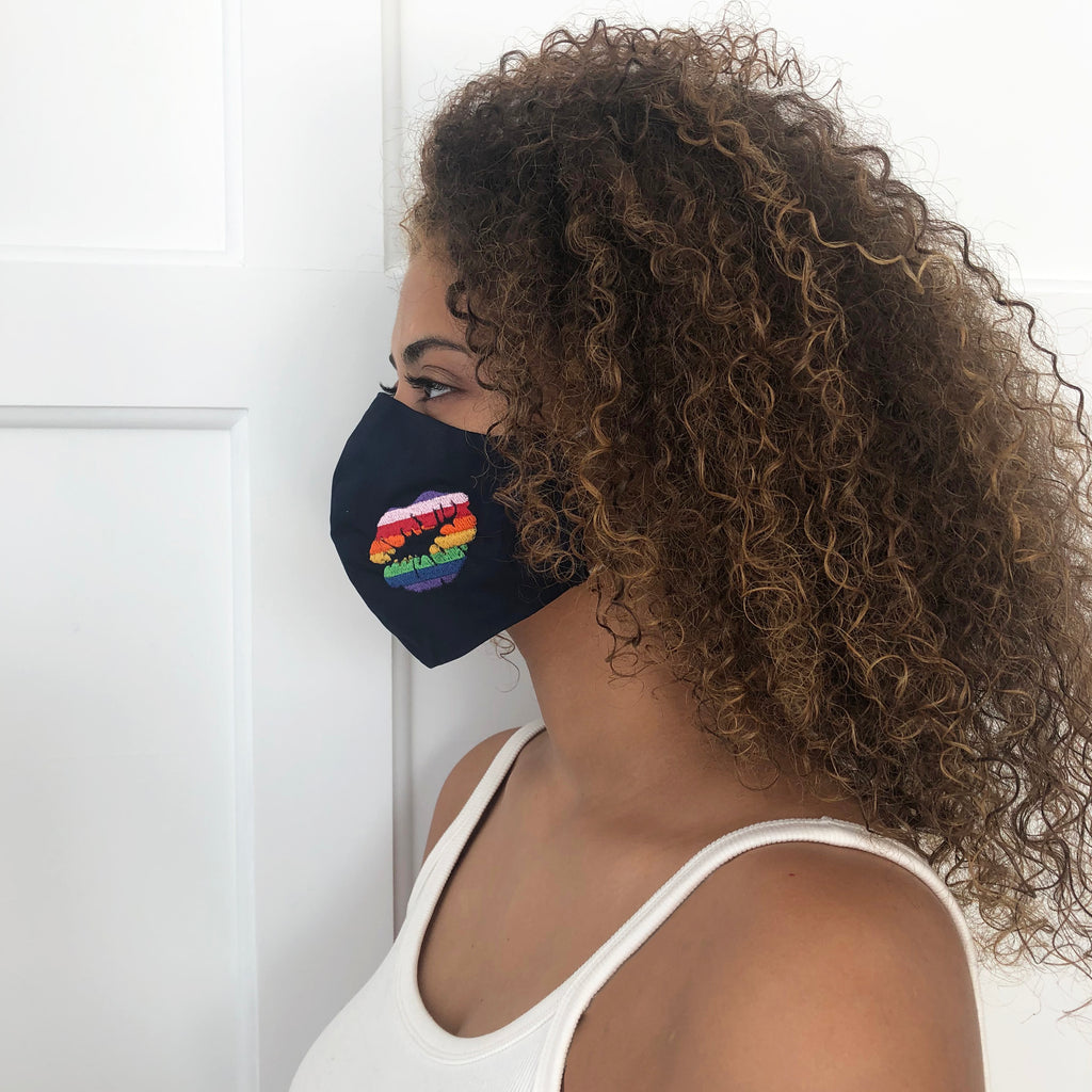 Pride Lips Mask