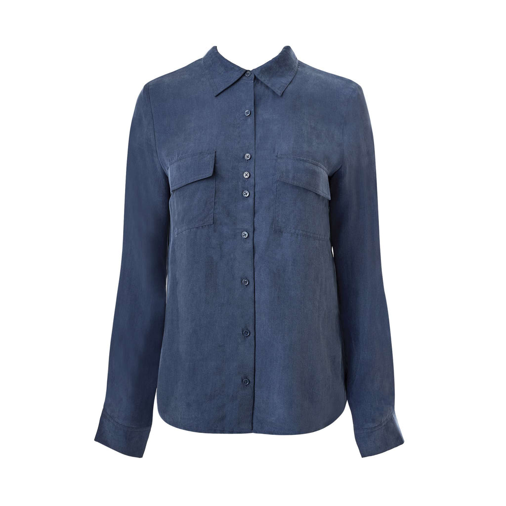 The 'Navy' Blouse
