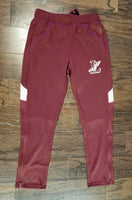 Augusta youth maroon sweatpants