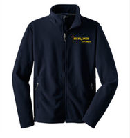 St. Francis Men's Value Fleece Jacket  **UNIFORM APPROVED**