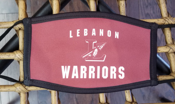 Mask, Lebanon Warriors