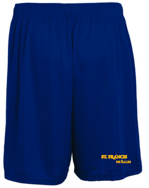 St. Francis navy shorts