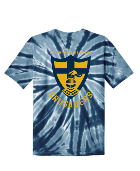St. Francis Youth Tie-Dye Tee