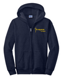 St. Francis Youth Heavy Blend™ Full-Zip Hooded Sweatshirt.