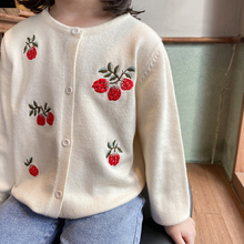 Load image into Gallery viewer, Strawberry Dream Cardigan
