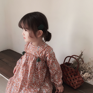 Little Freya Floral Dress