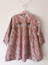 Load image into Gallery viewer, Little Freya Floral Dress