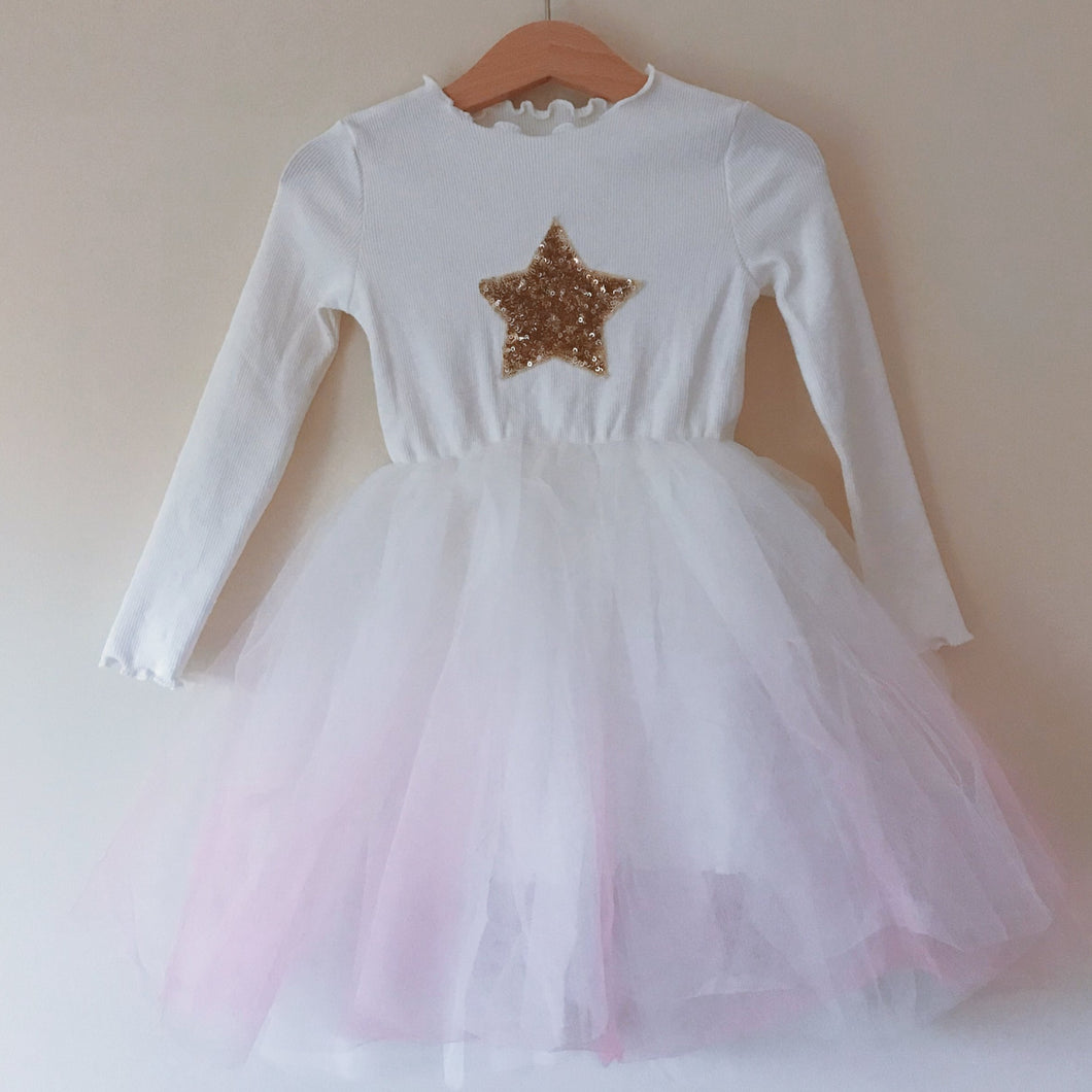 Starry Princess Tulle Dress