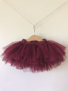 Little Ballerina Layered Tulle