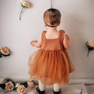 Rosie Pinafore Tulle Dress