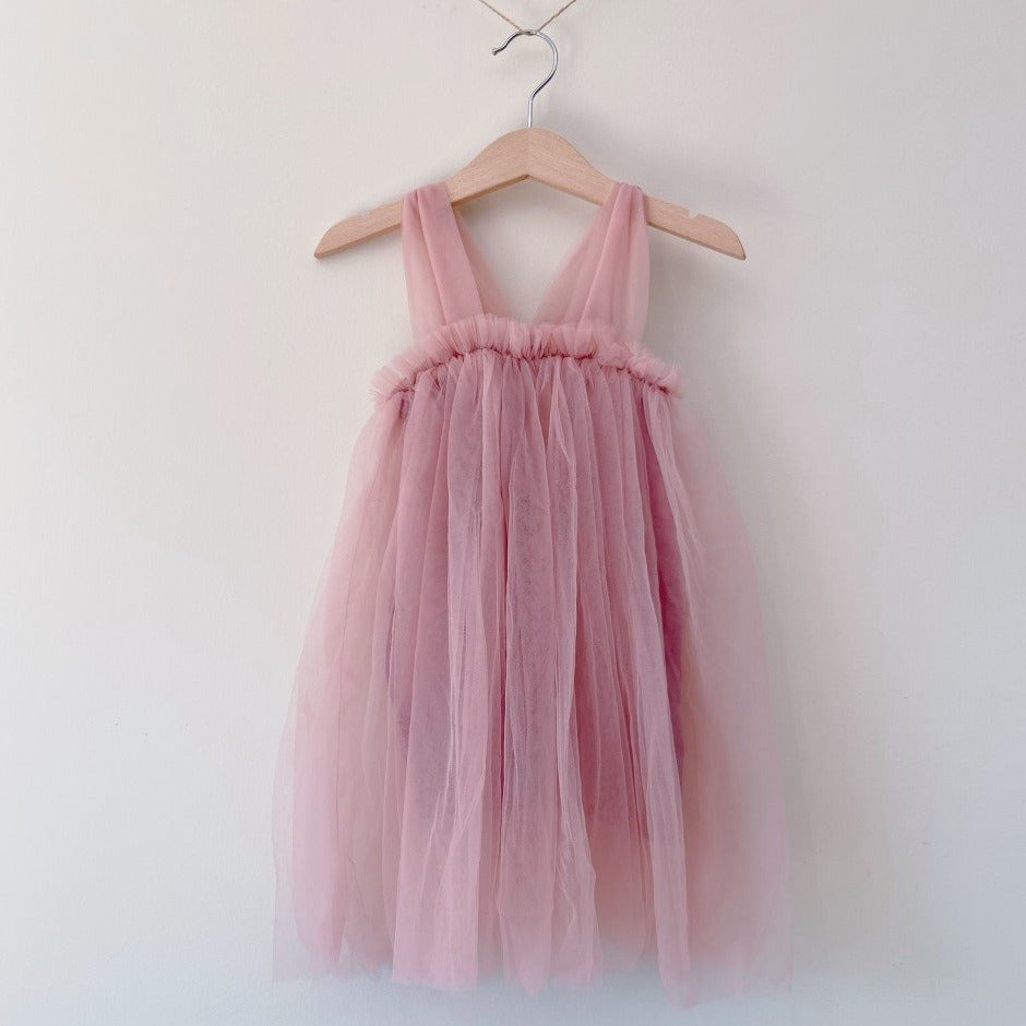 Little Tiffany Tulle Ball Gown