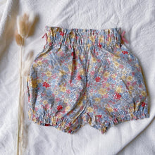 Load image into Gallery viewer, Summer Floral Cotton Shorts