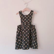 Load image into Gallery viewer, Posy Pinafore Dress