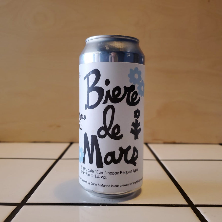St. Mars of The Desert, Biere De Mars, 5.1%