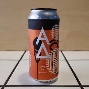 Alpha Delta, Nyx, Imperial Milk Stout, 9.5%