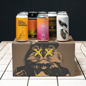 Beer Curious Box