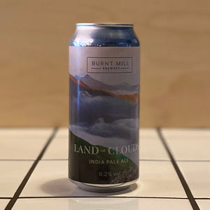 Burnt Mill, Land of Clouds, IPA, 6.2%