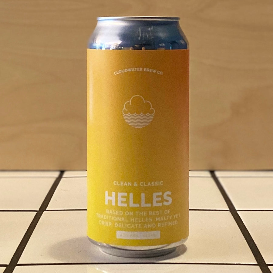 Cloudwater, Helles, 4.5%