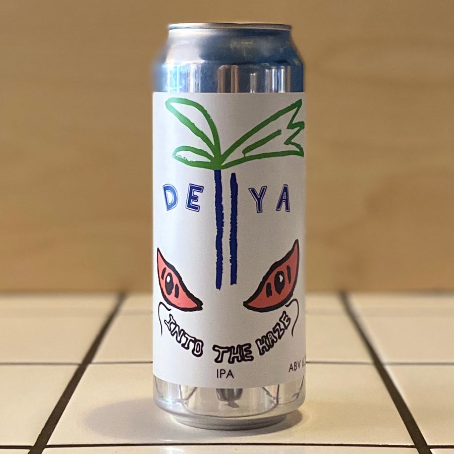 Deya, Into The Haze, IPA, 6.2%