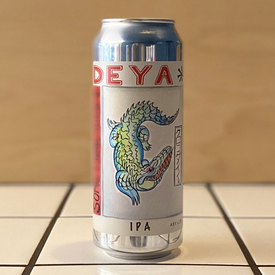 Deya, Something Good 8, IPA, 6.2%