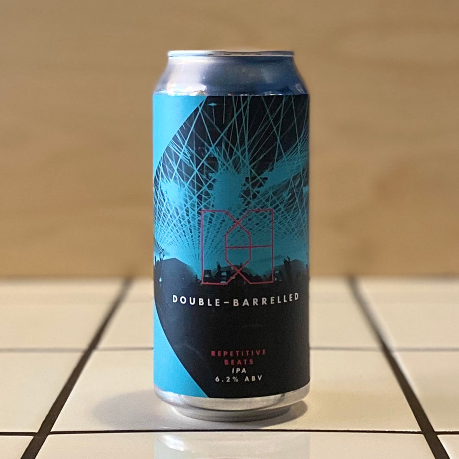 Double-Barrelled, Repetitive Beats, IPA, 6.2%