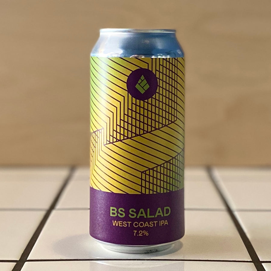 Drop Project, BS Salad, West Coast IPA, 7.2%