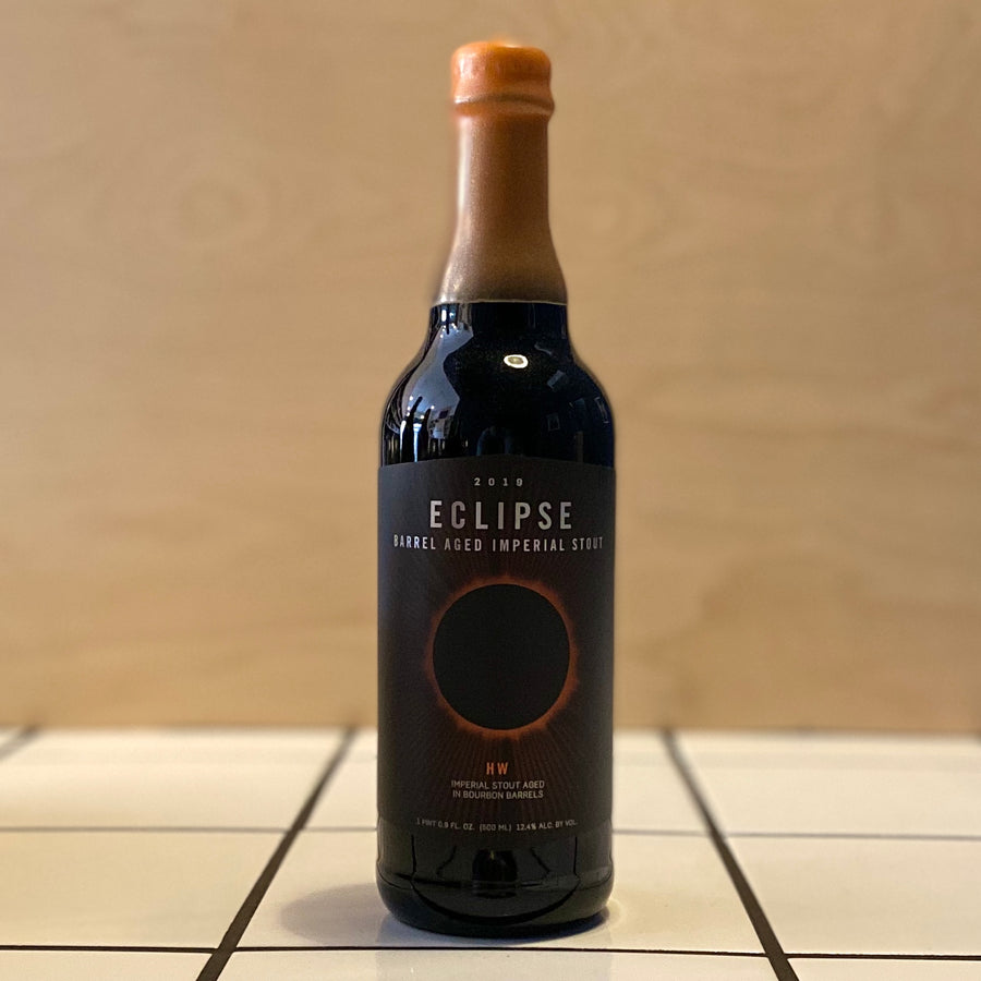FiftyFifty, Eclipse HW (High West) 2019, Imperial Stout, 12.4%