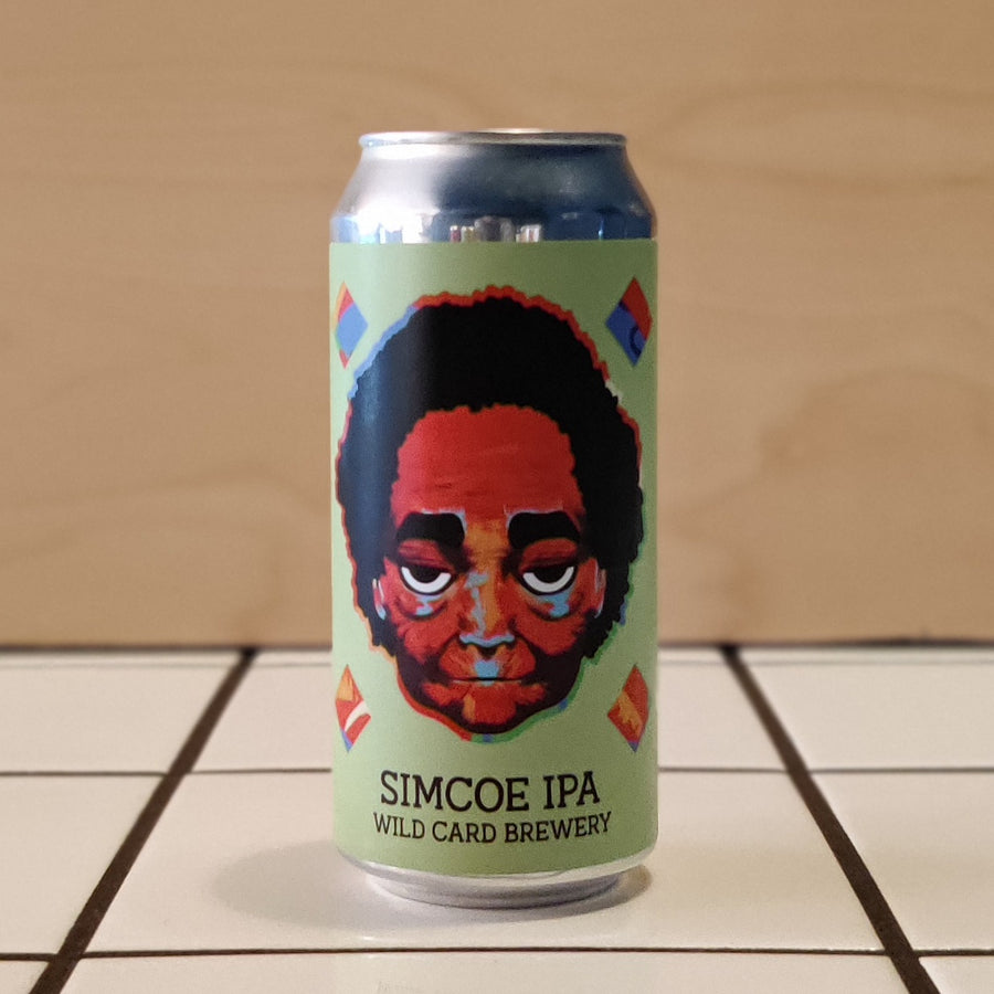 Wild Card, Simcoe IPA, 7.4%