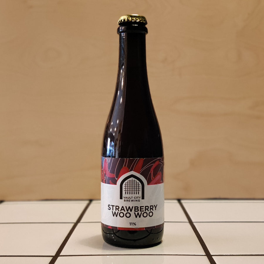 Vault City, Strawberry Woo, 11%