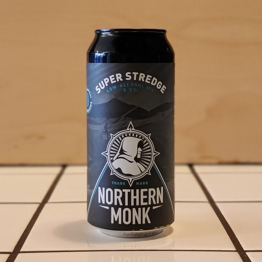 Northern Monk, Super Stredge, Pale Ale, 0.5%