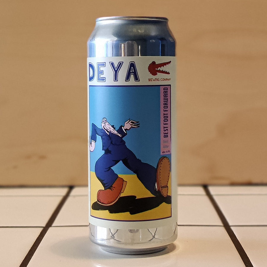 Deya, Best Foot Forward, Best Bitter, 4.4%