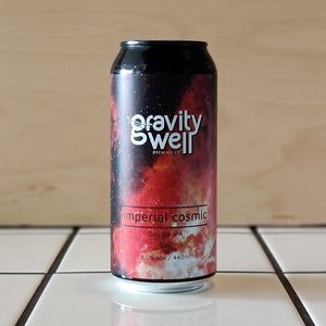 Gravity Well, Imperial Cosmic, DIPA, 8%