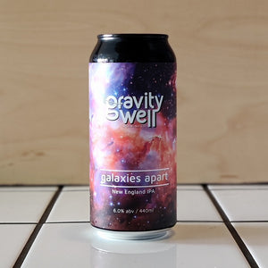 Gravity Well, Galaxies Apart, NEIPA, 6%