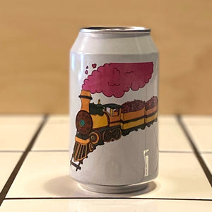 Fermenterarna, Fruit Train, Fruited Gose, 4.5%