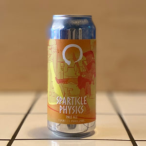 Equilibrium, Sparticle Physics, Pale Ale, 5.5%