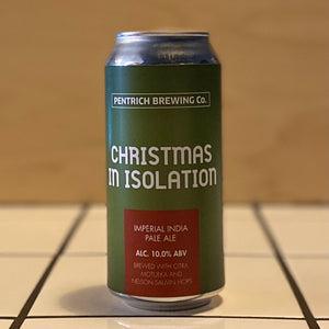 Pentrich Brewing, Christmas In Isolation, DIPA, 10%