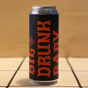 WarPigs Brewpub, Big Drunk Baby, DIPA, 9%