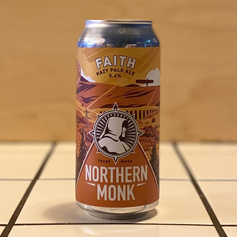 Northern Monk, Faith, Pale Ale, 5.4%