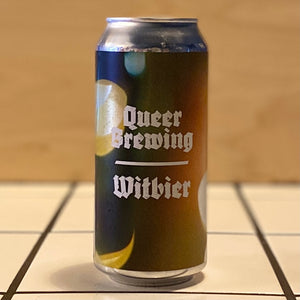 Queer Brewing, Flowers, Witbier, 4%