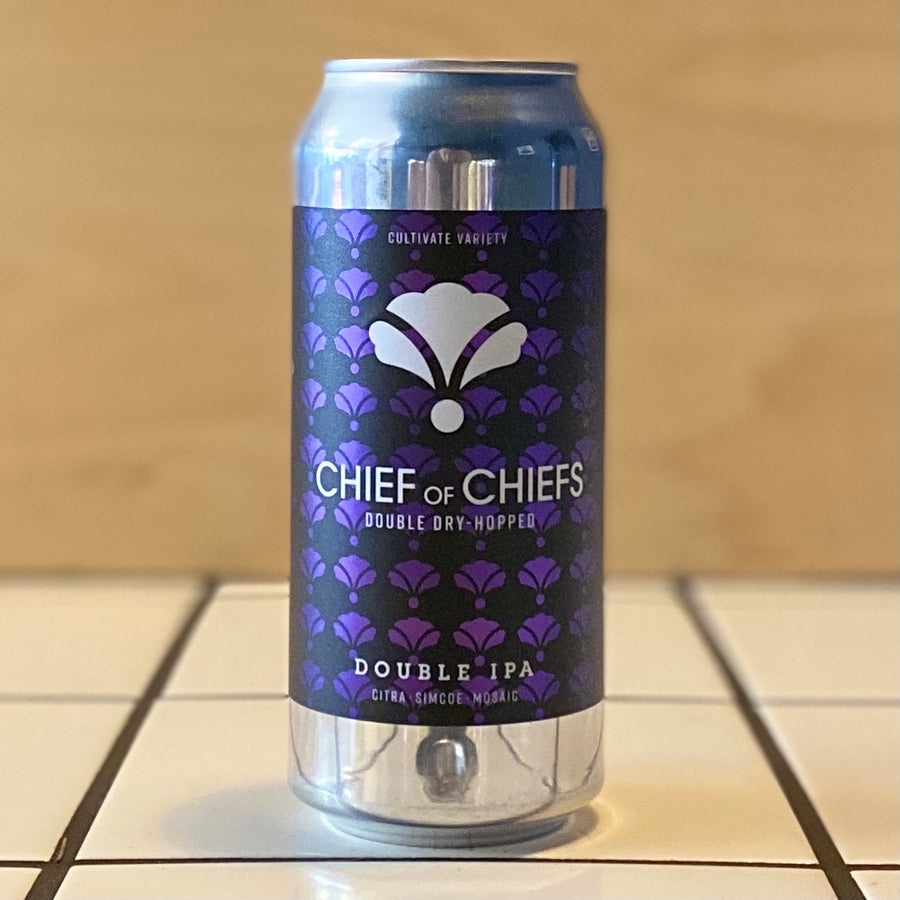 Bearded Iris, Chief of Chiefs DDH, DIPA, 8.5%