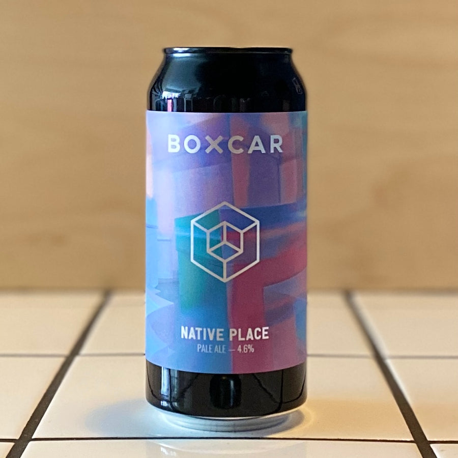Boxcar, Native place, Pale Ale, 4.6%