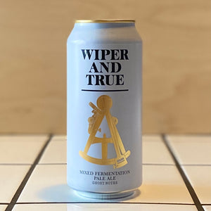 Wiper and True, Ghost Notes, Mixed Ferm Pale, 5.2%