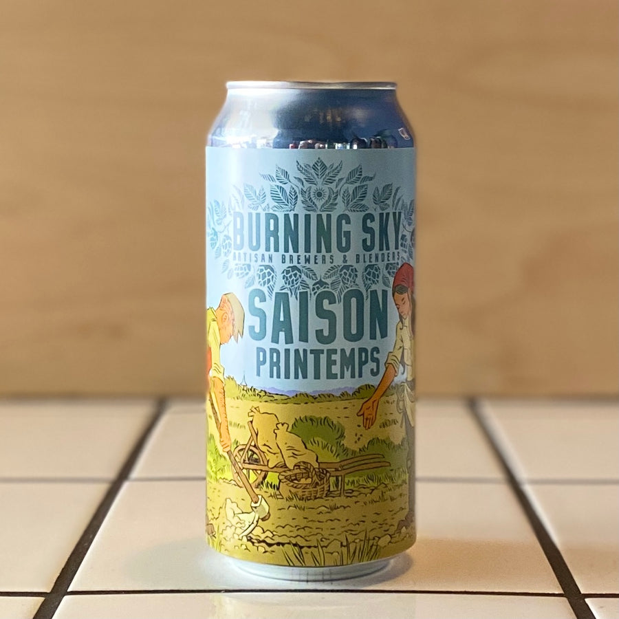 Burning Sky, Saison Printemps, 4.2%