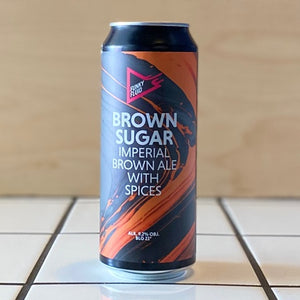 Funky Fluid, Brown Sugar, Imperial Brown Ale, 9.2%