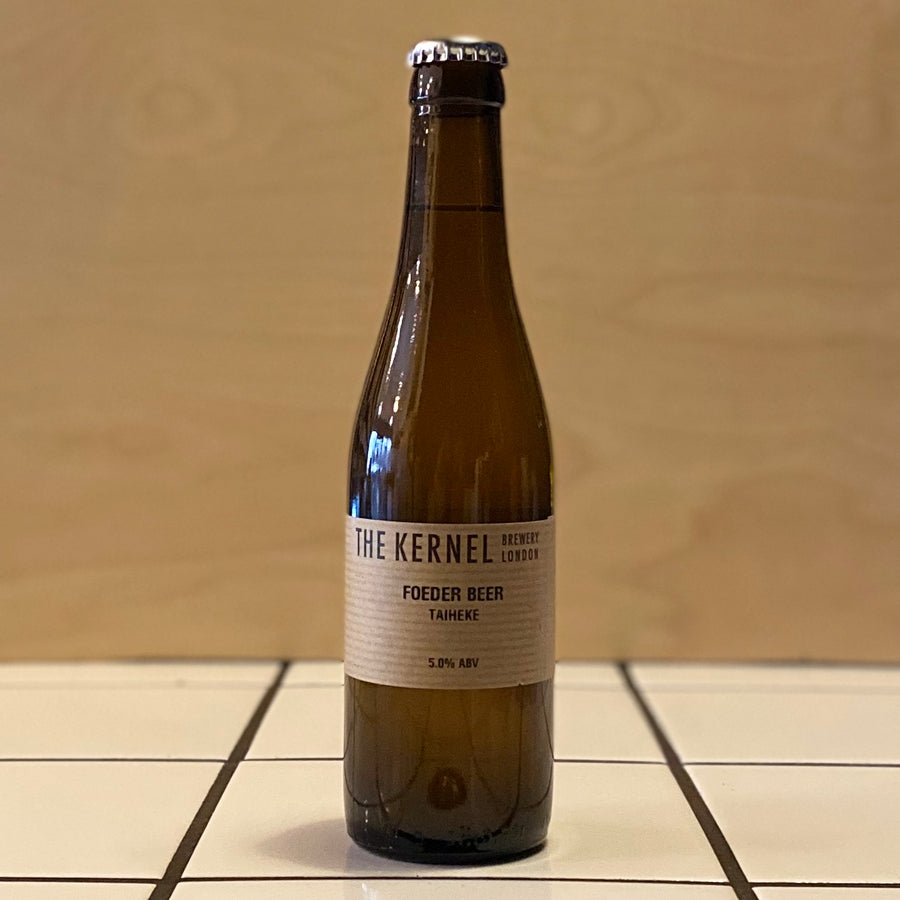 The Kernel, Foeder Beer, Taiheke, 5%